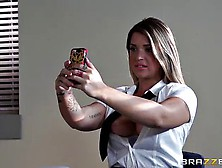 Young College Girl Gets Fucked By The Teacher Jewels Jade With B