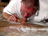 Wrapped Up And Wanked Off – Boynapped