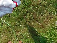 Outdoor Student Sex Party Movie Scene Closeups Of Engulf And Fuc