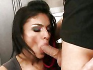 Tempting Hussy Persia Pele Gets Her Cunt Fucked By A Large Cock