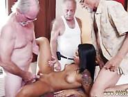 Sasha Grey Fucks Old Man Staycation With A Latin Hottie