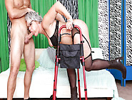 Kelly Leigh & T Stone In Horny Grannies Love To Fuck #12 - Devil