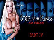Peta Jensen & Marc Rose In Storm Of Kings Xxx Parody: Part 4 - B
