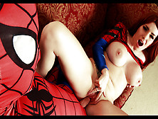 Yuffie Yulan In Spiderman'S Biggest Fan Scene