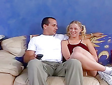 Ben English And Katie Enjoying Their Hot Date At Home