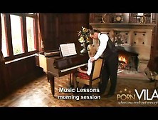Regina Ice Takes Some Piano Lessons In The Ass