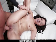 Exxxtrasmall - Tight And Tiny Latina Teen Loves Big Cock!