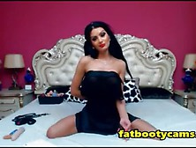 Dropdead Gorgeous Latina On Cam - Fatbootycams. Com