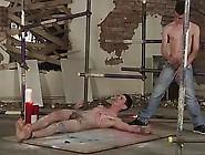 Gay Porno Video Army A Sadistic Trap For Twink Scott