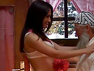 White Hair Old Men Fuck Teen Girlfriend That Shows As Fairy In H