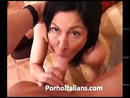 Italian Milf Cougar Hot - Matura Italiana Scopata Sul Divano