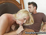 Mature Lady Karen Fisher Thought It Would Be Great To Fuck Young