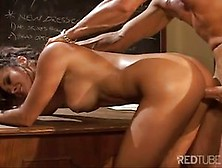 Asia Carrera Is A Top Class Oiled Up Slut That Can Make Any Man