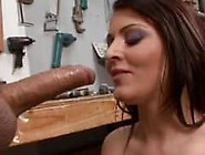 Sophie Dee Fucking With The Mechanic