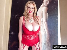 Kelly Madison Red Lace Seduction