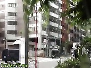 Japanese Hos Street Piss