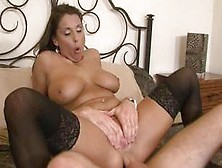 Hot Mom Stacie Starr Pounded In Her Asshole