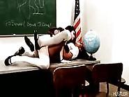 Lesbian Sex In Class