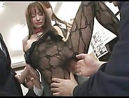 Reluctant Office Gokkun Girl Degraded!