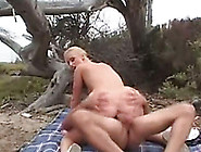 Hungry Blonde Whore Rides Her Fuck Buddy's Dick In Cowgirl Posit