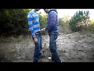 Gay-Sexo Amador Na Praia