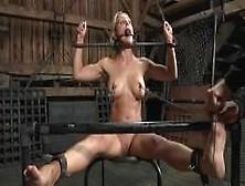 Carolyn Debeers Strung Up 1