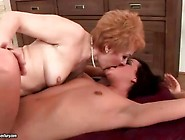 Mature Young Lesbians Lick Pussy And Ass