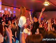 Nasty Chicks Get Fully Crazy And Nude At Hardcore Party