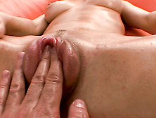 Pussy Pumped And Hard Fucked