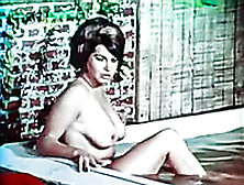 Retro Erotic Compilation With Two Busty Short-Haired Women