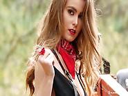 Amberleigh West In Hot Harvest - Playboyplus