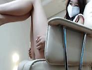 Sexy Korean Girl Wearing A Nurse Outfit