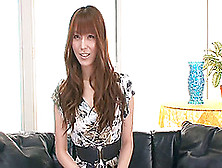 Saori's Pussy Receives The Biggest Pleasure In Her Entire Career