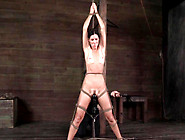 Petite Mom India Summer Tied Up And Teased