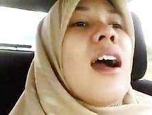 Malay tudung putih outdoor 3 - 3 part 7