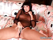 Hot Brunette Girl Sucks Big Black Cock By Ebonygirl1
