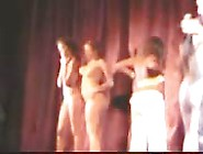 Party Girls Showing Up Nude On Stage