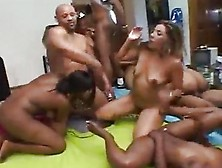 Black Ass Orgy