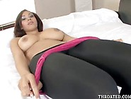 Selena Ali Enjoys While Sucking Dick And Likes To Feel It Pulsat