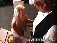 Hot Blonde Fucks Black Guy And Young Girl Shows Ass Old John Sti