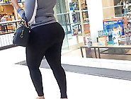 Phat Ass Super Donk Black Spandex