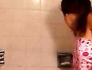 Trisha Krishnan Bathing