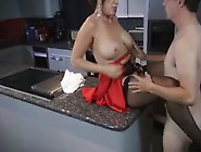 Mom And Son - Breakfast Fuck 2