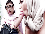 Mia Khalifa Compilation: Interracial And Muslim Hijab Sex