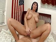 Natural Pornstar Alia Janine Pov Anal Sex