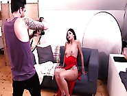 Pretty Chick Fornicated With Photographer After Shoot