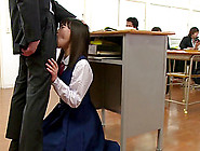 Hot Japanese College Girl Attacked By A Pussy Craving Guy