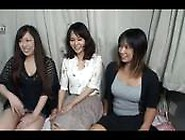 3 Mature Japanese Ladies Suck Fuck And Creamed Uncensored