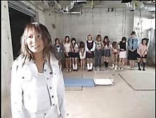 Japanese Lesbian Scat 35 Part 1