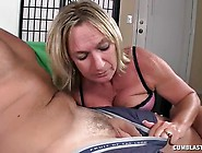 Cumblast For The Mature Slut